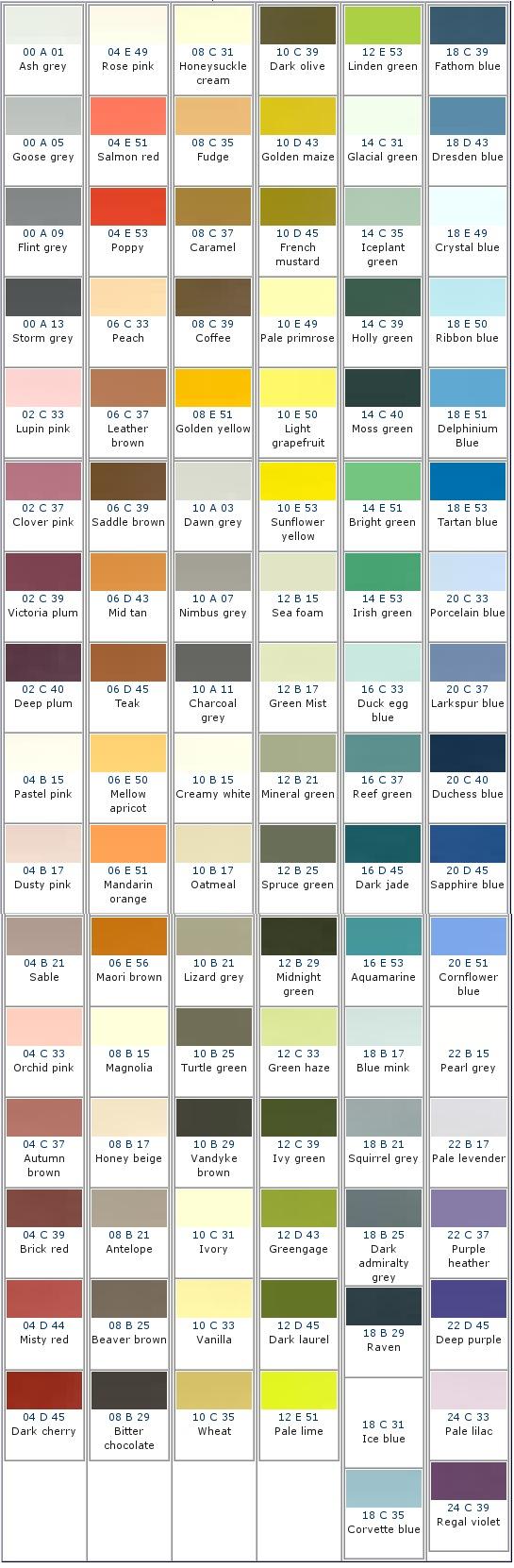 Dulux color codes excellent ici dulux paint with dulux color ral u most dulux colours with dulux color codes geenschuldenfo Image collections