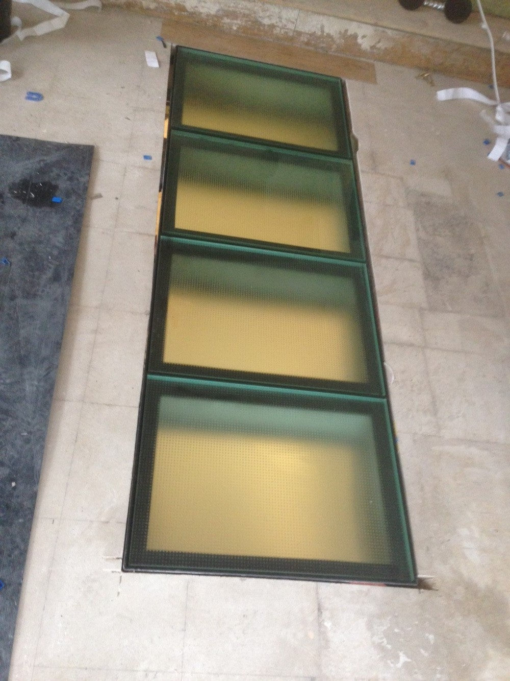 Projects hallmark glass and glazing for Floor to ceiling glass panels