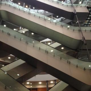 Internal balustrades