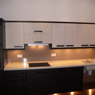 Light Brown Splashback