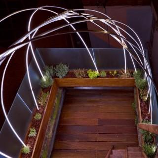 external balustrades w art installation 2