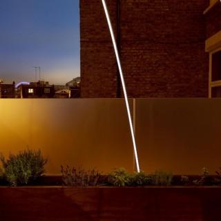 external balustrades w art installation