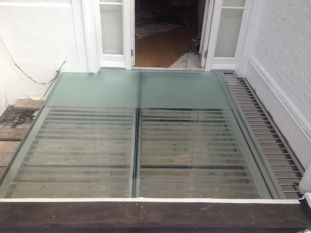 Gallery hallmark glass and glazing for Glass floors in houses
