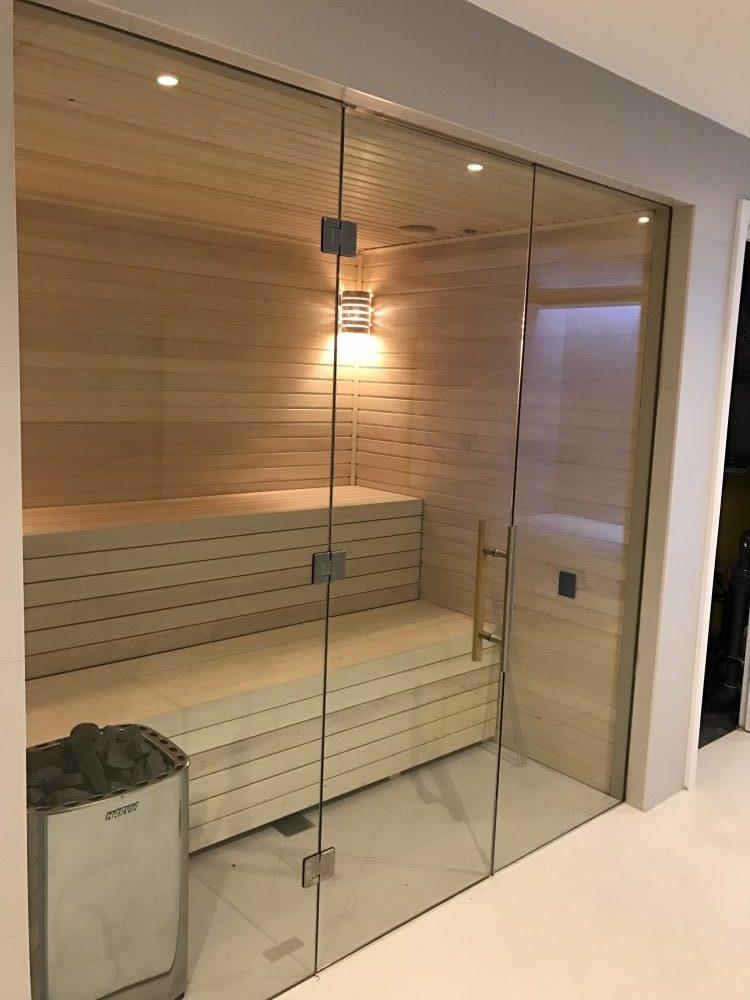 Sauna Doors Hallmark Glass And Glazing